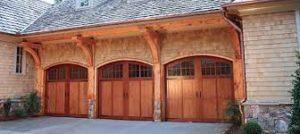Wood Garage Doors Edmonton