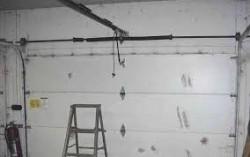 Garage Door Torsion Spring Replacement